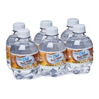 Great Value Diet Tonic Water, 8.5 fl oz, 6 Count