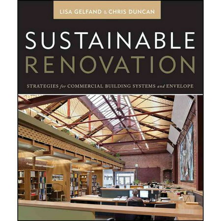 sustainable renovation strategies for commercial building