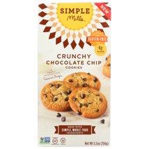 Cookies: Simple Mills Crunchy
