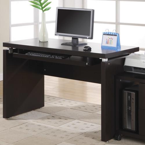 Monarch Cappuccino 48 in. Computer Desk