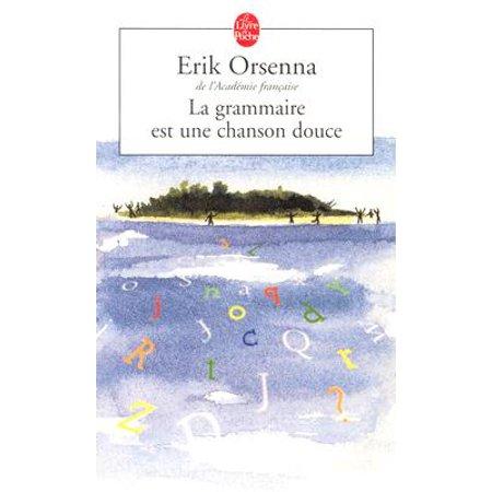 La Grammaire Est Une Chanson Douce](La Chanson D'halloween)