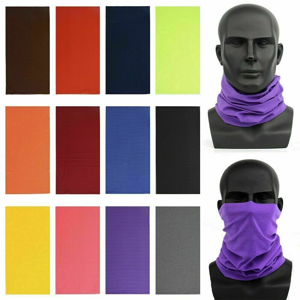 Lapulas Neck Gaiter Face Scarf Face Mask Cooling Lightweight Breathable Sun Protection for Fishing Hiking Running Cycling