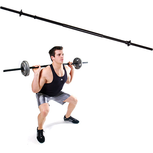Gold's Gym 5 ft. Weight Lifting Bar