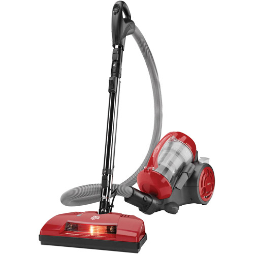Dirt Devil Power Reach Multi-Cyclonic Bagless Canister Vacuum, SD40030