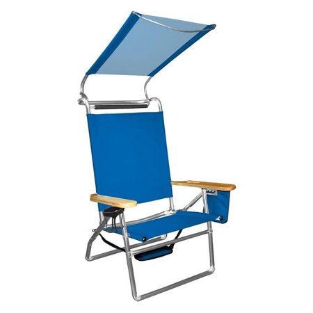 Copa 43925 3 C12n Aluminum 4 Position Beach Chair With