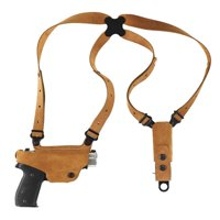 GALCO CLASSIC LITE SHOULDER SYSTEM SPRINGFIELD XDS NATURAL STEERHIDE