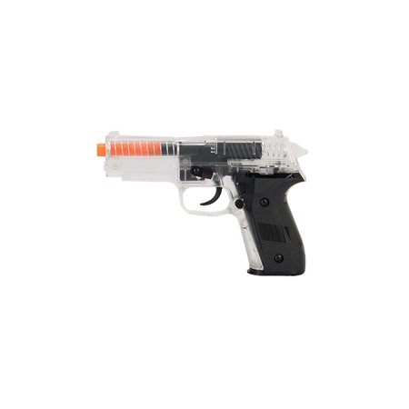 UKARMS Sig Sauer P228 Spring Airsoft Pistol (CLEAR) 357 Sig Pistols