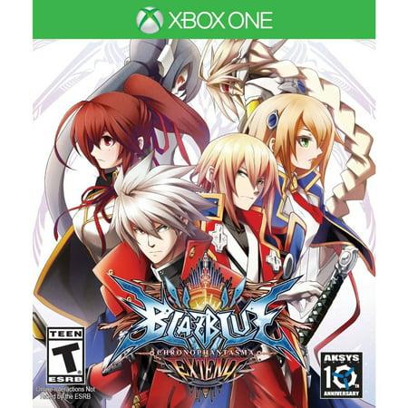 Image of Blazblue Chrono Phantasma (Xbox One) - Pre-Owned