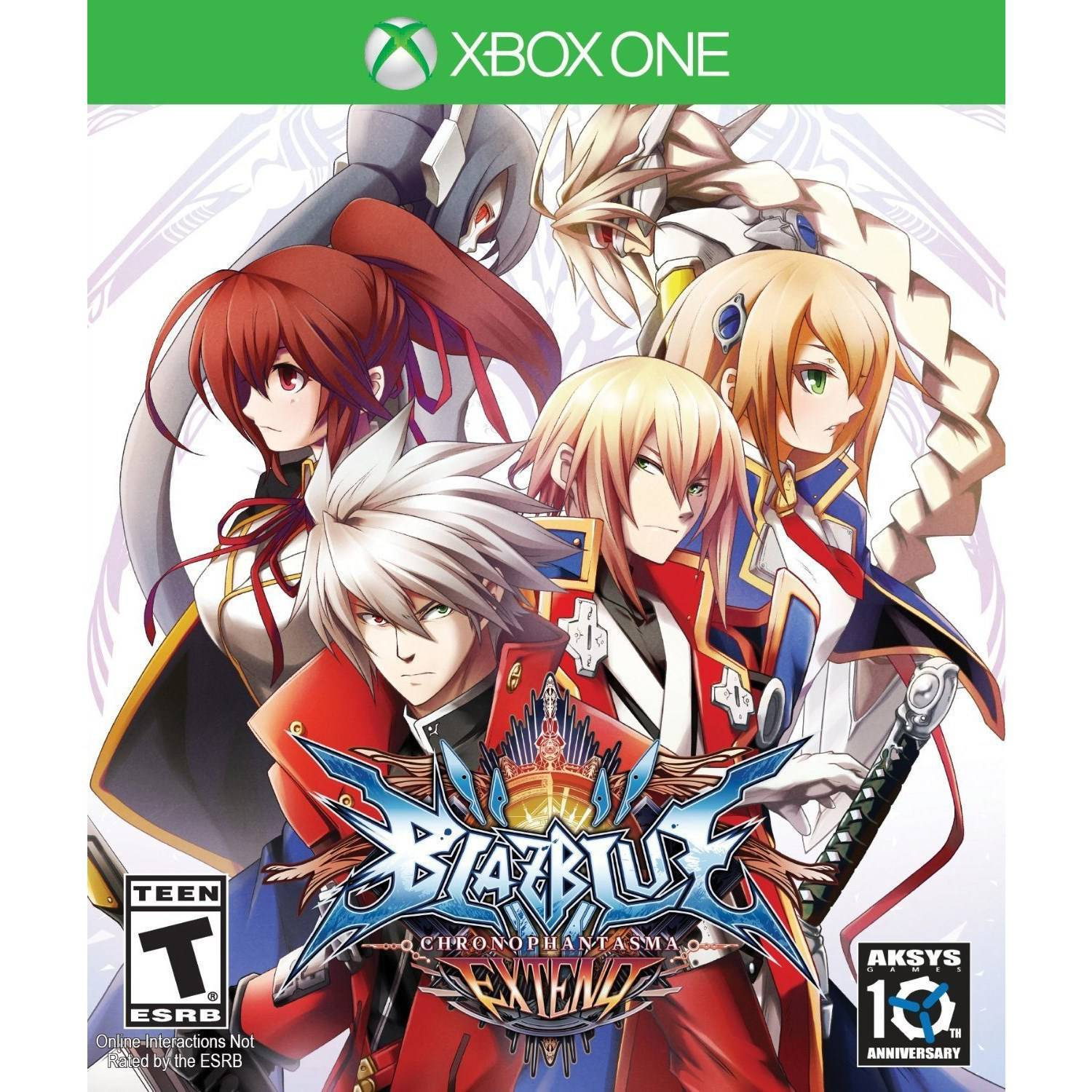Blazblue Chrono Phantasma (Xbox One) - Pre-Owned