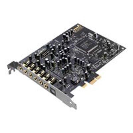 Creative Sound Blaster Audigy RX - Sound card - 24-bit - 192 kHz - 106 dB SNR - 7.1 - PCIe - Creative
