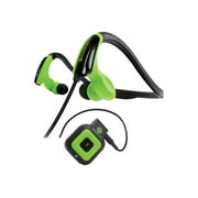 GOgroove BlueVIBE CFT - Earphones - in-ear - behind-the-neck mount - Bluetooth - wireless - noise isolating