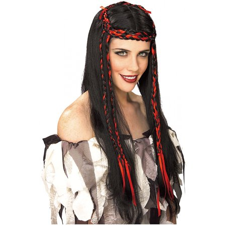 Maiden Princess Wig Adult Costume Accessory
