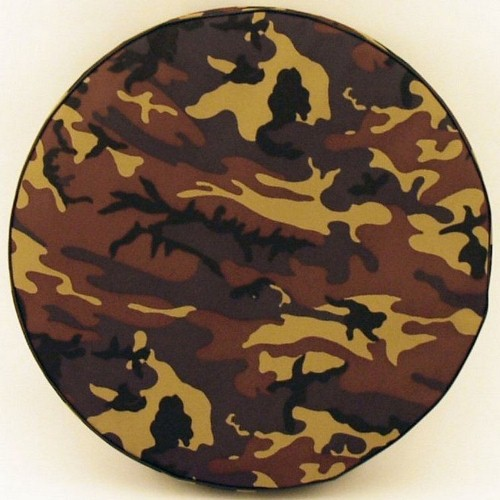Tire Cover by Holland Bar Stool - Camouflage, 37'' x 12.5''