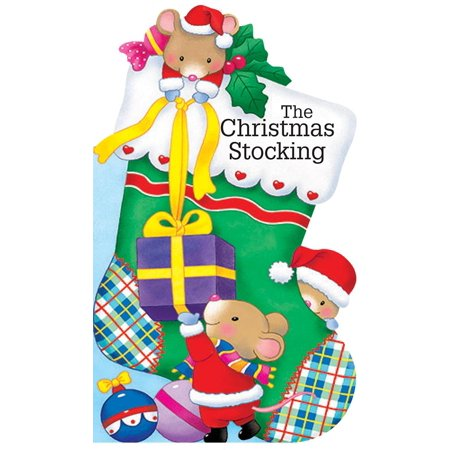 Christmas Stocking (Board Book) ()