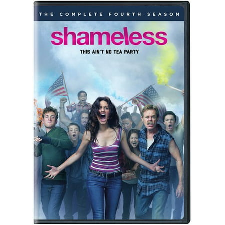 Shameless: The Complete Fourth Season (DVD)