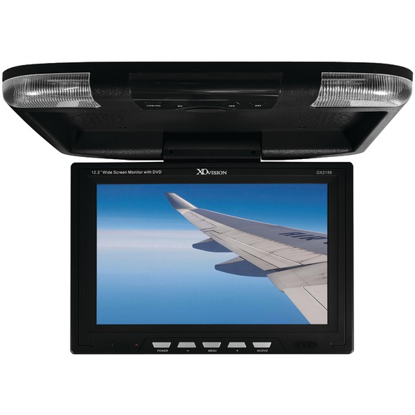 "XOVision GX2156B 12.2"" Ceiling-Mount LCD Monitor with IR ..."