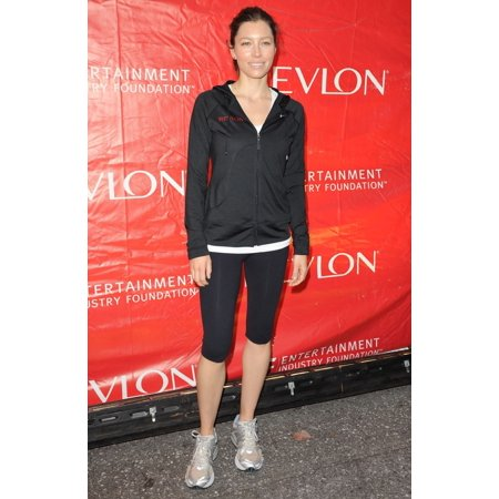 Jessica Biel At A Public Appearance For 13Th Annual Eif Revlon RunWalk For Women Times Square To Central Park New York Ny May 1 2010 Photo By Kristin CallahanEverett Collection Celebrity