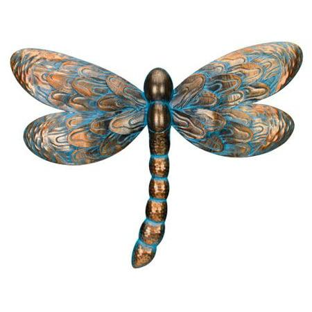 (Regal Patina Dragonfly Wall Decor)