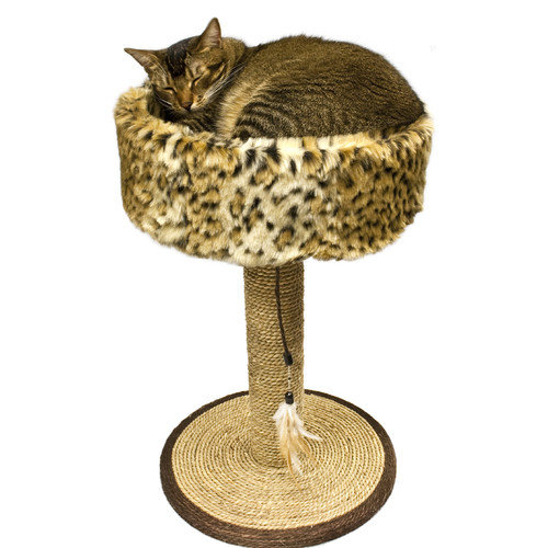 Ware Manufacturing Wild Sisal Scratch Post