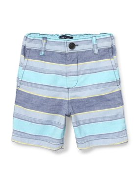2c6cb46a5f4 Product Image Stripe Flat Front Chino Shorts (Baby Boys   Toddler Boys)