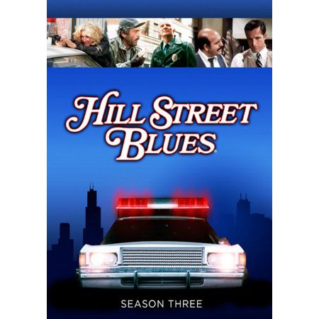 Hill Street Blues: Season Three (Widescreen)