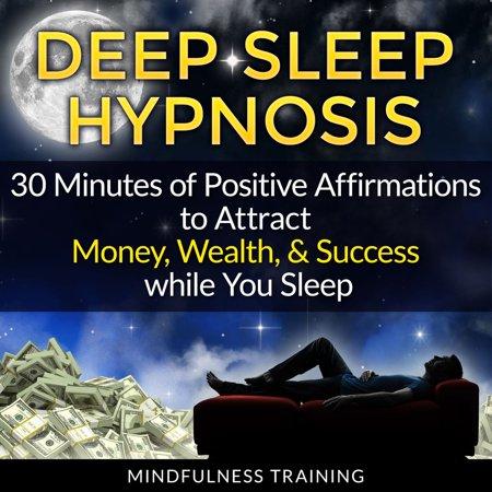Deep Sleep Hypnosis - Audiobook