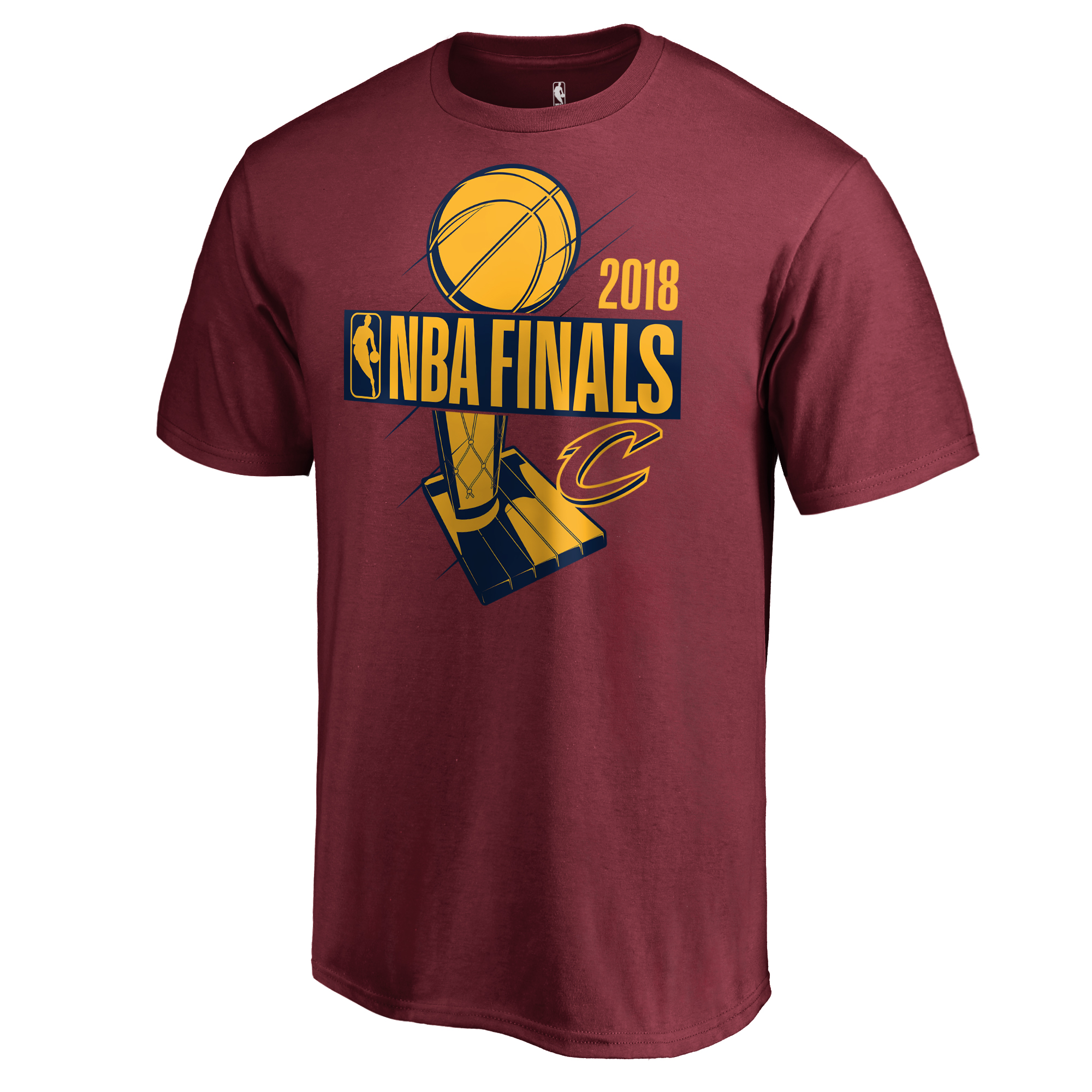 best service 61abe 123a7 LeBron James Cleveland Cavaliers Fanatics Branded 2018 NBA ...