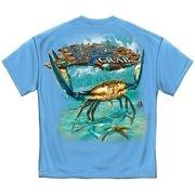 Cotton Wicked Fish Crab & Star Fish T-Shirt