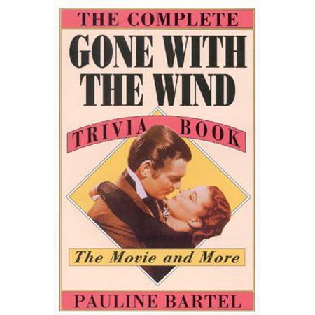 The Complete Gone with the Wind Trivia Book : The Movie and More](Scarlett Costume Gone With The Wind)