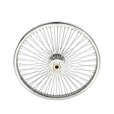 20   72 Spoke Hollow Hub Wheel 14G Chrome  Tricycle Wheel  Trike Wheel  Lowrider Trike Wheel  Lowrider Tricycle Wheel  Chopper