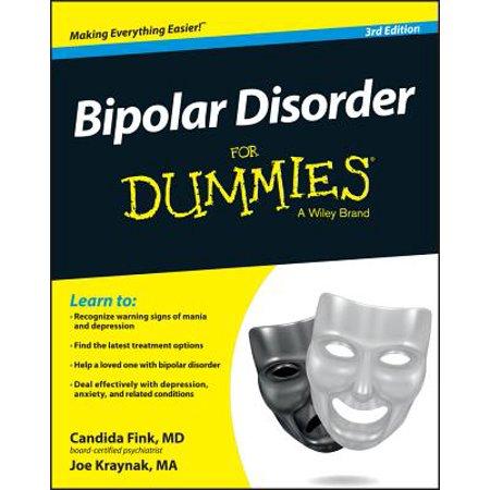 Bipolar Disorder For Dummies Walmart