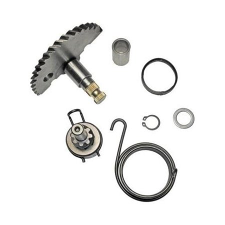 Outside Distributing 07-0402A Starter Gear Assembly - GY6 50cc Style ()