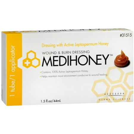 Derma Sciences MEDIHONEY Wound & Burn Dressing 1.50