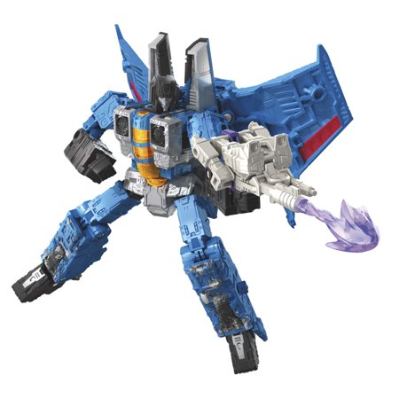 Transformers Toys Generations War for Cybertron Voyager WFC-S39 Thundercracker