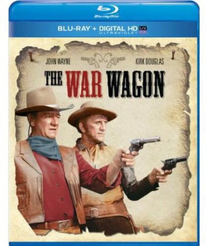The War Wagon (Blu-ray + Digital Copy)