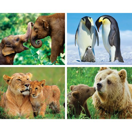 Masterpieces Animal Planet 4 Pack 100 Piece Puzzle