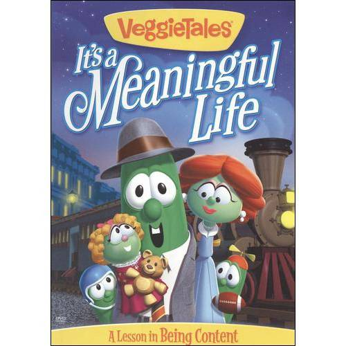 VeggieTales: It's A Meaningful Life (Full Frame)