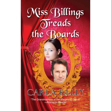 Miss Billings Treads The Boards