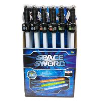Galaxy Warriors Lightsaber with Lights and Sound