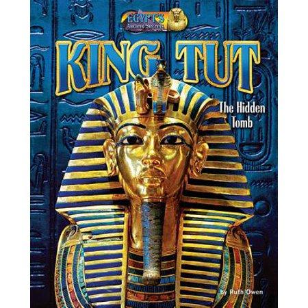 Was King Tut Black (King Tut : The Hidden Tomb)