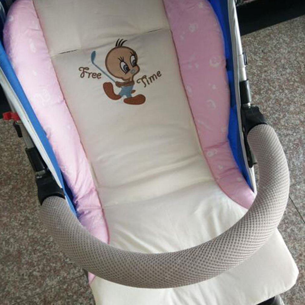 Cartoon Stroller Liner Seat Cushion Pad Waterproof Baby Chair Car Pads