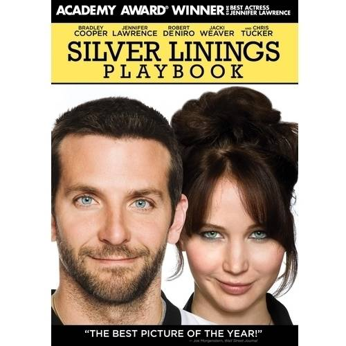 Silver Linings Playbook (DVD   Digital Copy) (With INSTAWATCH)