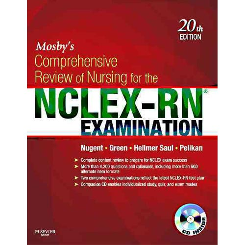 MOSBY NCLEX RN PDF DOWNLOAD