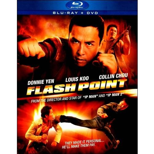 Flash Point (Blu-ray + DVD) (Mandarin) (Widescreen)