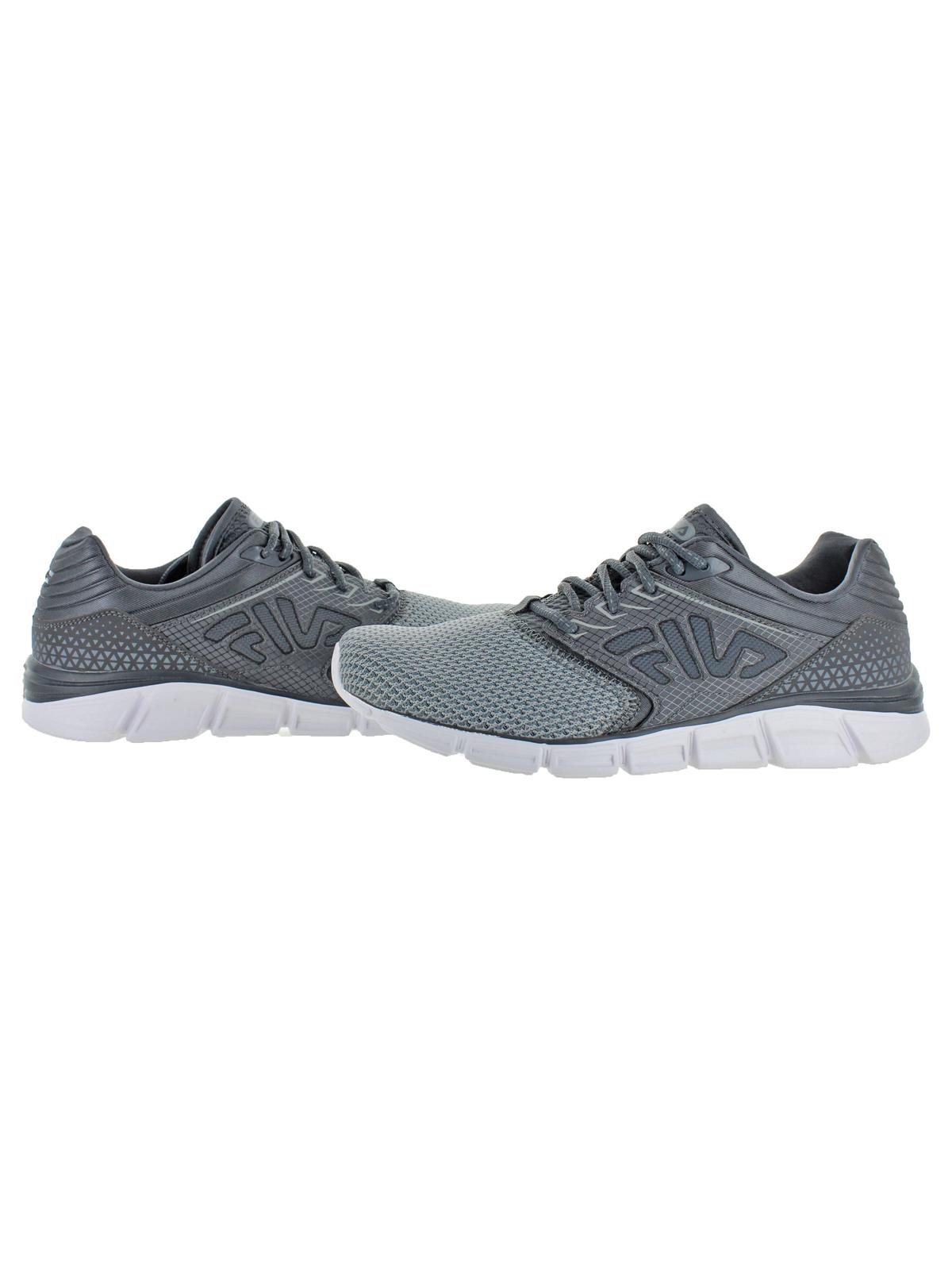 e181c7d85b31 Fila - Fila Mens Memory Multiswift 2 Athletic Trainer Running Shoes -  Walmart.com