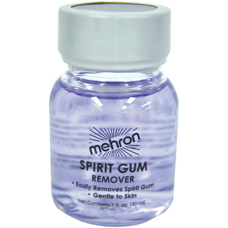 Spirit Gum Remover 1-Ounce Adult Halloween Accessory (Spirits Halloween 2017)