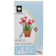 Cricut Cartridge, Walk in My Garden