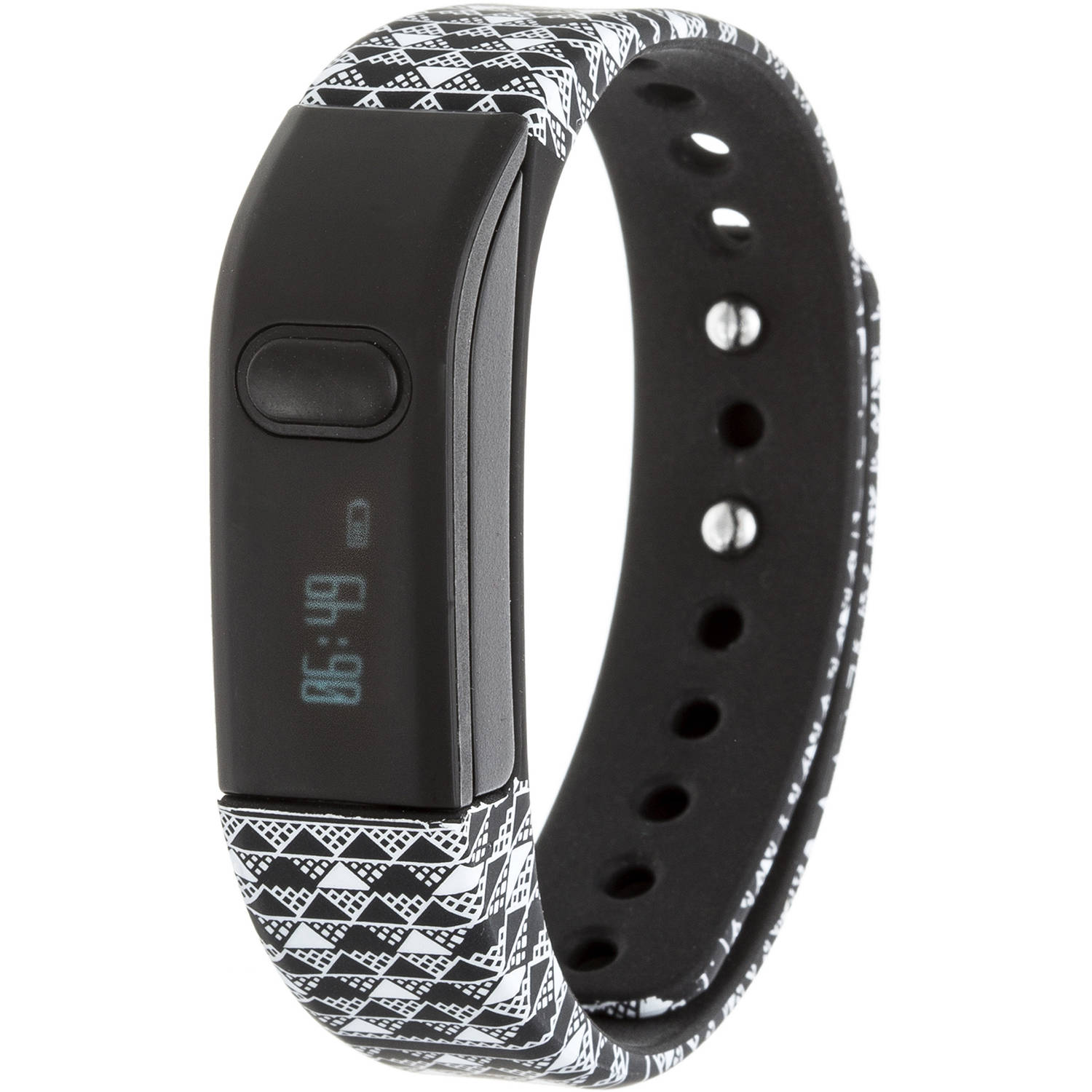 RBX Printed Activity Tracker with Caller ID and Notification Preview, Multiple Colors Available