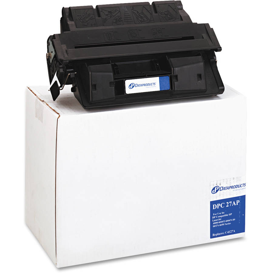 Dataproducts Remanufactured C4127A (27A) Black Toner Cartridge