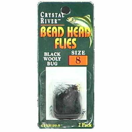 Crystal River Bead Head Flies